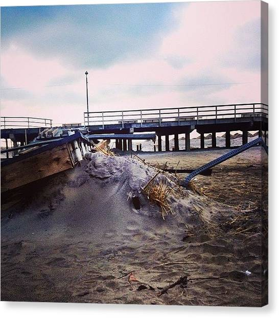 Hurricanes Canvas Print - Instagram Photo by Audrey Devotee