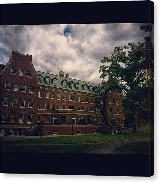 Harvard University Canvas Print - Instagram Photo by Jennifer Gaida