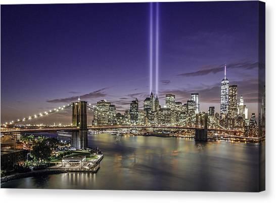 9-11-14 Canvas Print