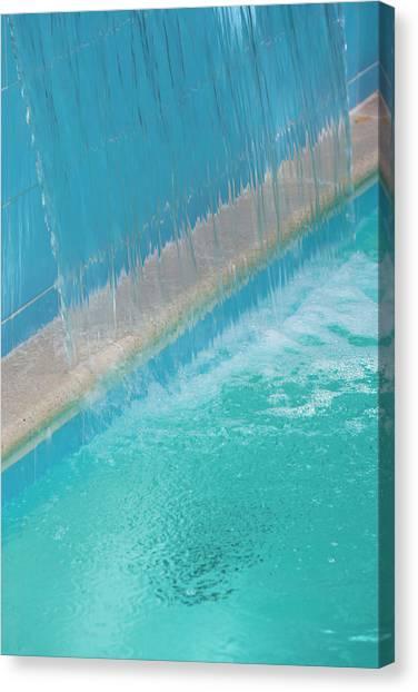 Eleuthera Canvas Print - Bahamas, Eleuthera Island, Harbor by Walter Bibikow