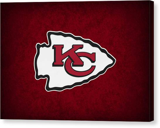 Kansas City Chiefs Canvas Print - Kansas City Chiefs by Joe Hamilton