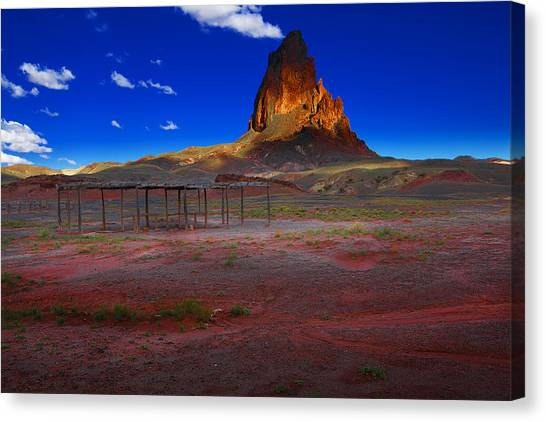 Monument Valley Utah Usa Canvas Print