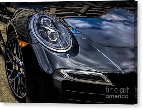 911 Turbo S Canvas Print