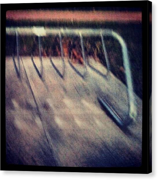 Triangles Canvas Print - Instagram Photo by Ragenangel -s