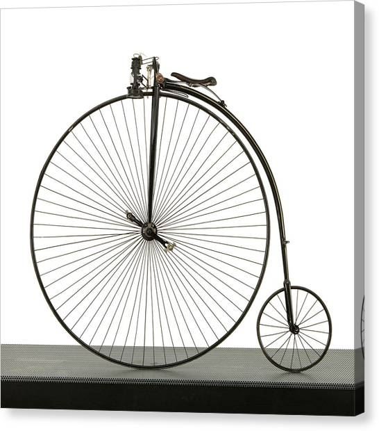 Inch Canvas Print - A 52 Inch Ordinary Bicycle, Cerca 1880 by Panoramic Images