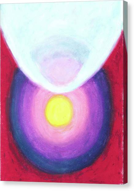 A Calming Space Canvas Print
