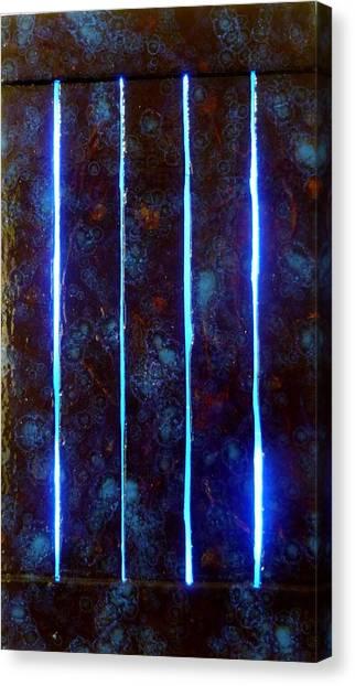 A Dark Fairytale Canvas Print