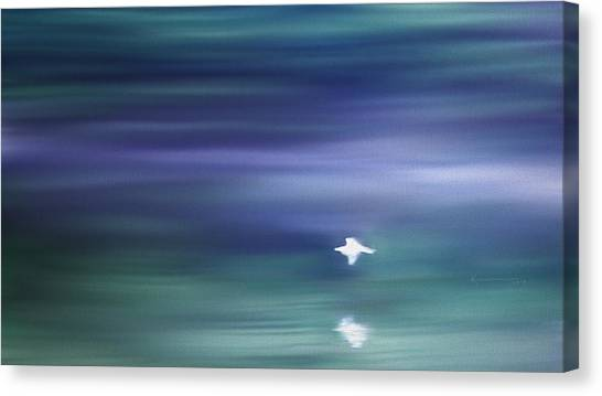 A Gentle Breeze Canvas Print