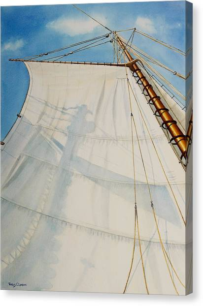 A. J. Meerwald Clear Day Canvas Print