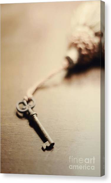 A Key... Canvas Print