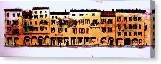 A Little Bit Of Bologna Canvas Print