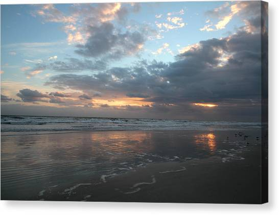 A New Day  Canvas Print by Jose Rodriguez