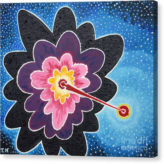 Canvas Print - A New Star Is Born. by Taikan Nishimoto