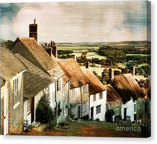 A Past Revisited Canvas Print