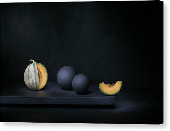 Watermelons Canvas Print - A Piece Of Moon by Christophe Verot