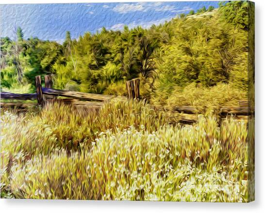 A Place Of Serenity I Canvas Print