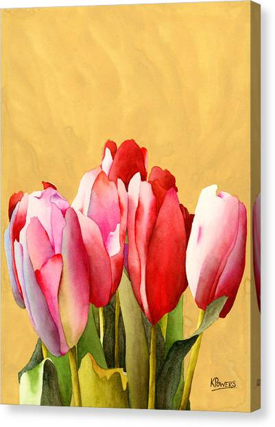 A Sign Of Spring Canvas Print