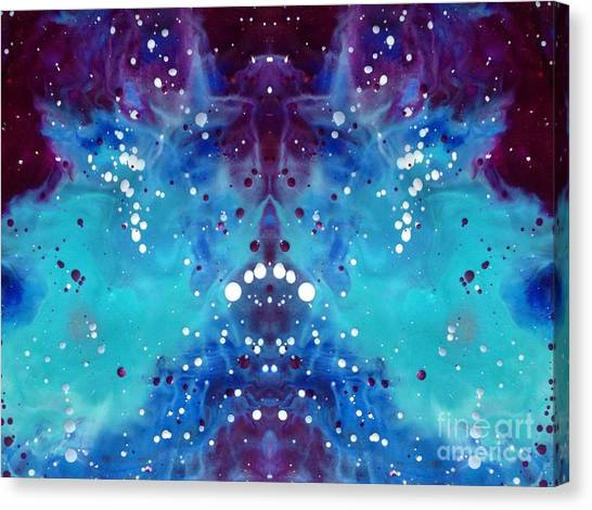 A Soul Sparking Canvas Print