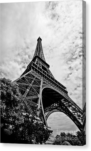 A Torre Canvas Print by Will Cardoso