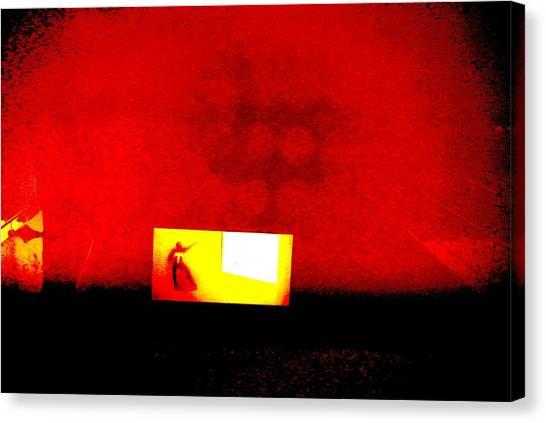 A Walk Through Hell Canvas Print by Tyler Schmeling