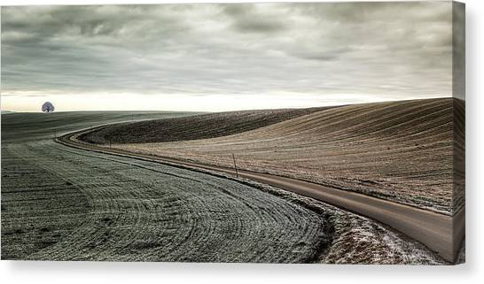 Panorama Canvas Print - A?? What All This Will Come To. by Margit Lisa Roeder