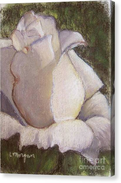 A Whiter Shade Of Pale Canvas Print