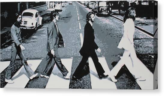 Abbey Road 2013 Canvas Print