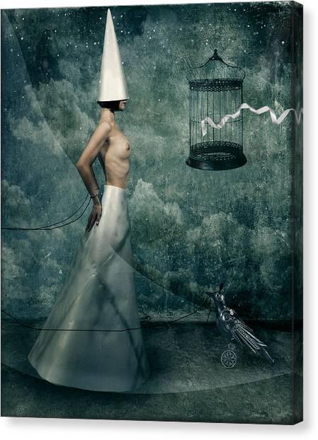 Free Canvas Print - About Freedom Desires by Svetlana Melik-nubarova
