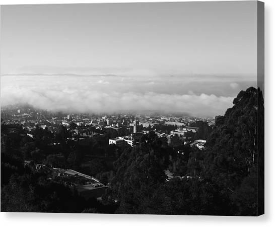 Above Cal Canvas Print
