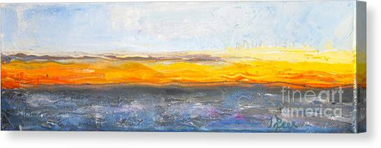 Above The Clouds IIi Canvas Print