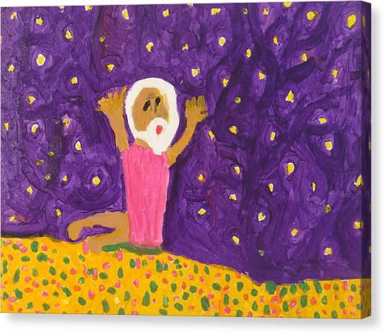 Abram 's Vison Canvas Print