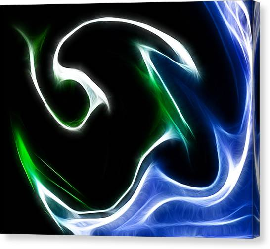 Abstract 005 Canvas Print