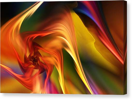 Abstract 031814 Canvas Print
