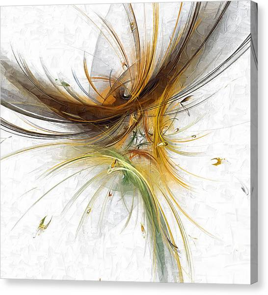 Abstract 100 Marucii Canvas Print