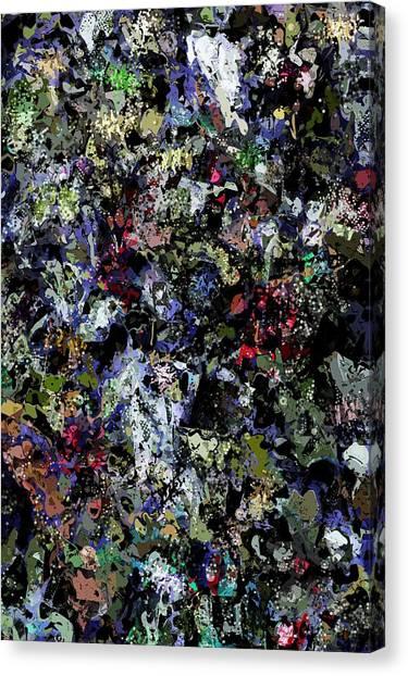 Canvas Print - Abstract 112914 by David Lane