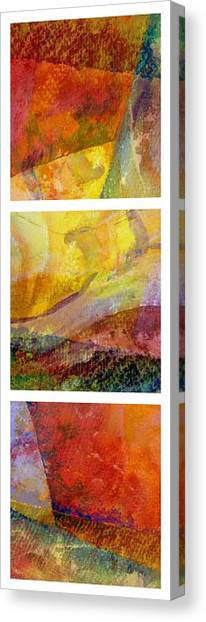 Abstract Collage No. 2 Canvas Print
