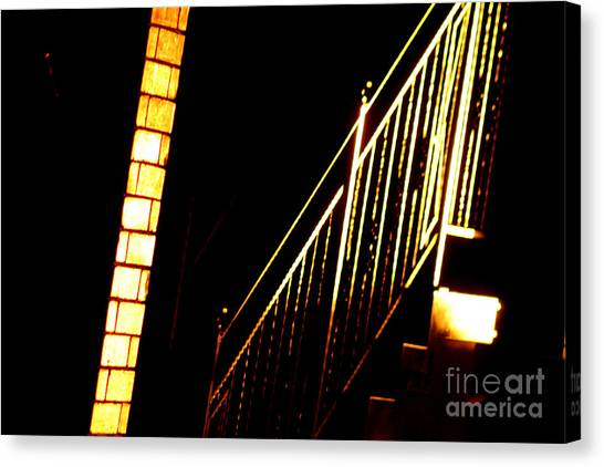 Abstract Light Canvas Print by Arie Arik Chen