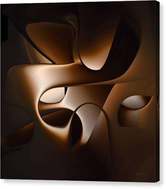 Chocolate - 005 Canvas Print