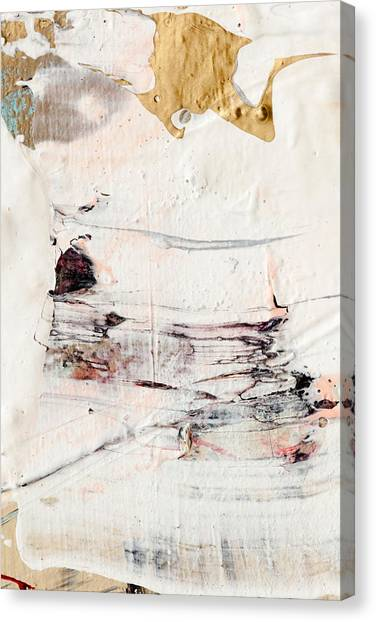 Abstract Original Painting Number Eleven Canvas Print