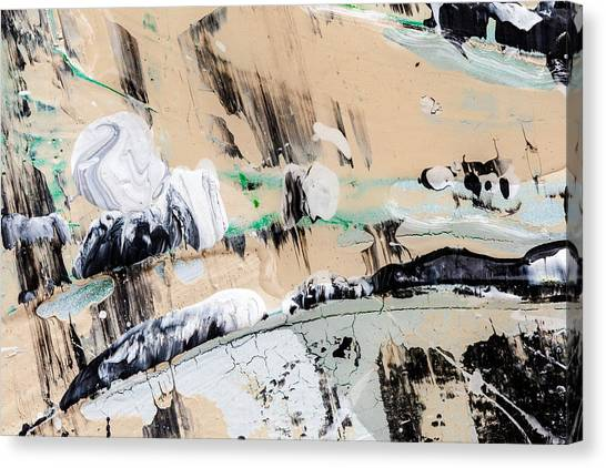 Abstract Original Painting Number Seven  Canvas Print