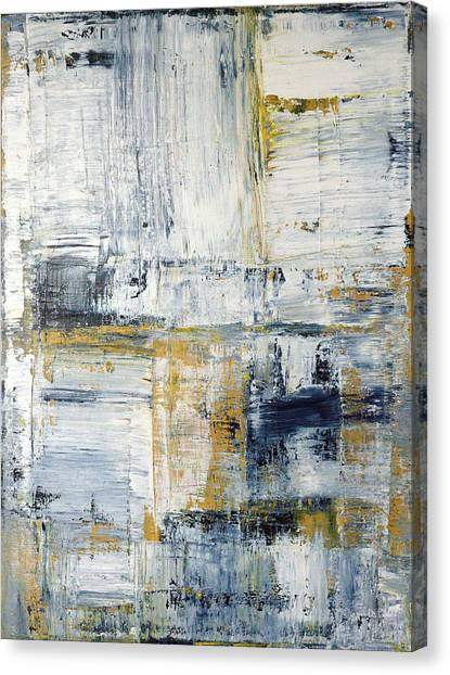 Gerhard Richter Canvas Print - Abstract Painting No. 2 by Julie Niemela