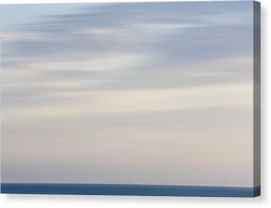 Abstract Seascape No. 01 Canvas Print