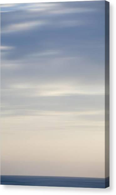 Abstract Seascape No. 03 Canvas Print