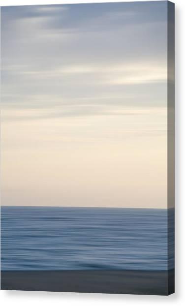 Abstract Seascape No. 04 Canvas Print