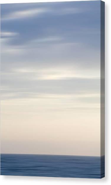 Abstract Seascape No. 05 Canvas Print