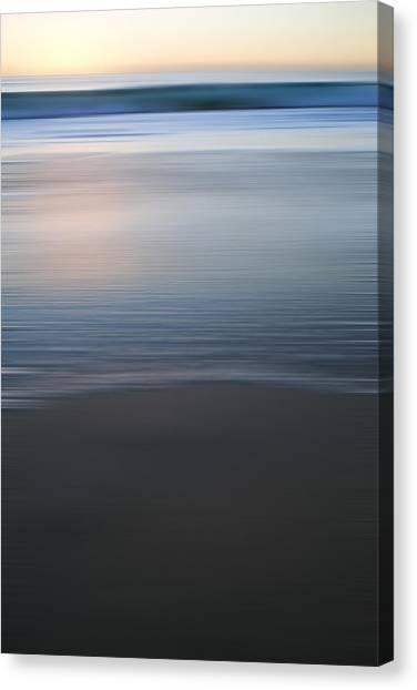 Abstract Seascape No. 06 Canvas Print