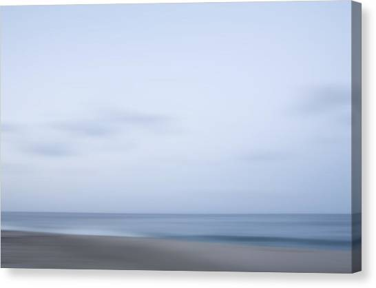 Abstract Seascape No. 08 Canvas Print