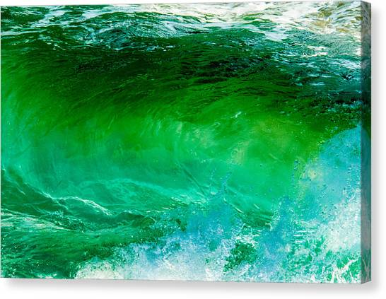 Abstract Wave 3 Canvas Print