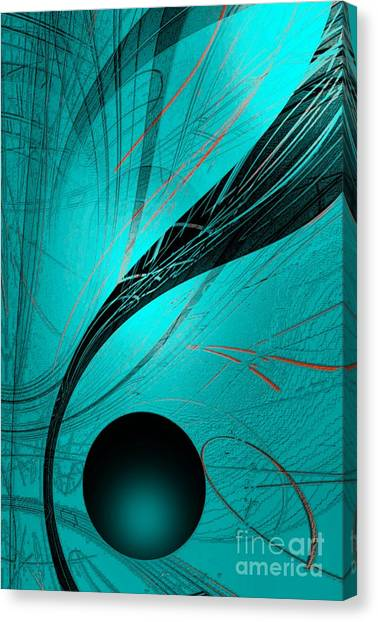 Abstract170-2014 Canvas Print