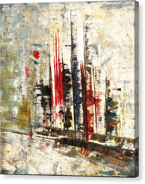 Abstraction-2 Canvas Print